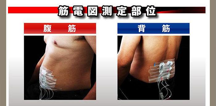 筋電図測定